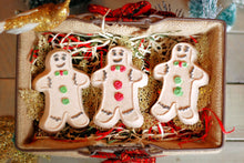 Load image into Gallery viewer, Gingerbread Man Holiday