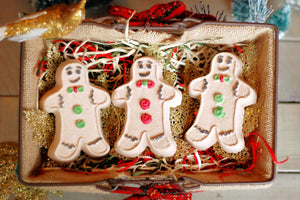 Gingerbread Man Holiday