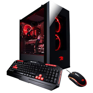 iBUYPOWER Pro Gaming PC | Intel i7 9700k, NVIDIA GeForce RTX 2080 Ti | 32GB RAM, 480GB SSD + 1TB HDD | Liquid Cooling, WiFi, RGB Lighting, Windows 10, VR Ready | Element iBP045iV2 Desktop Computer