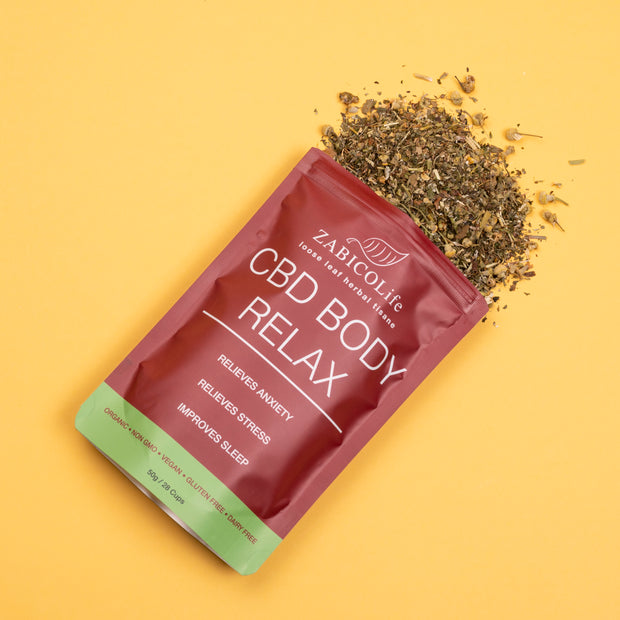 CBD Body Relax - Monthly Subscription
