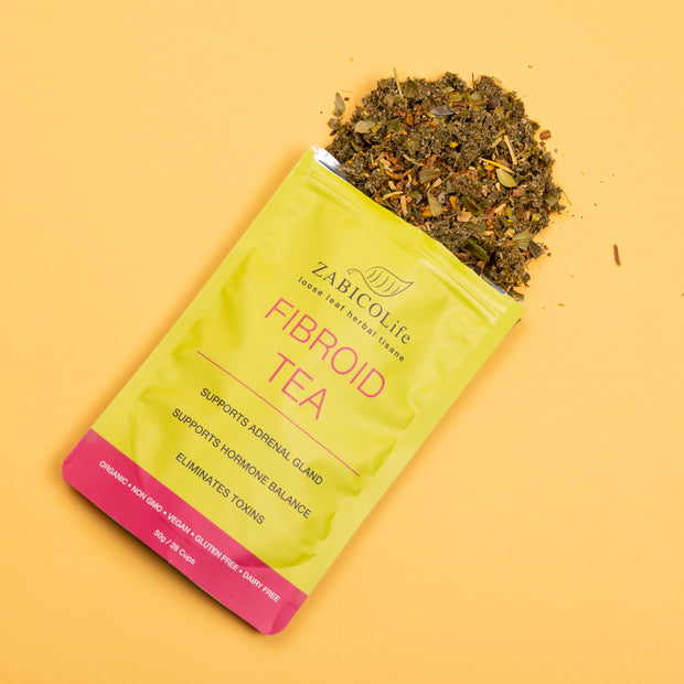 Fibroid Tea - Monthly Subscription