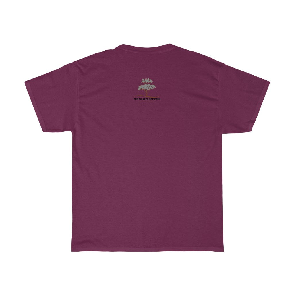 TDE 0510 Unisex Heavy Cotton Tee