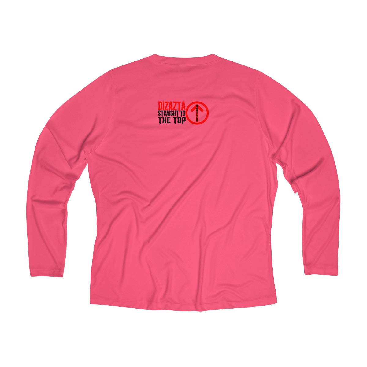 DAM-0466-(PRI) Women's Long Sleeve Performance V-neck Tee