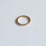 Eternity Pinkie Ring