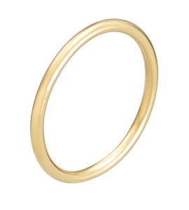 PINKIE RING - YELLOW GOLD