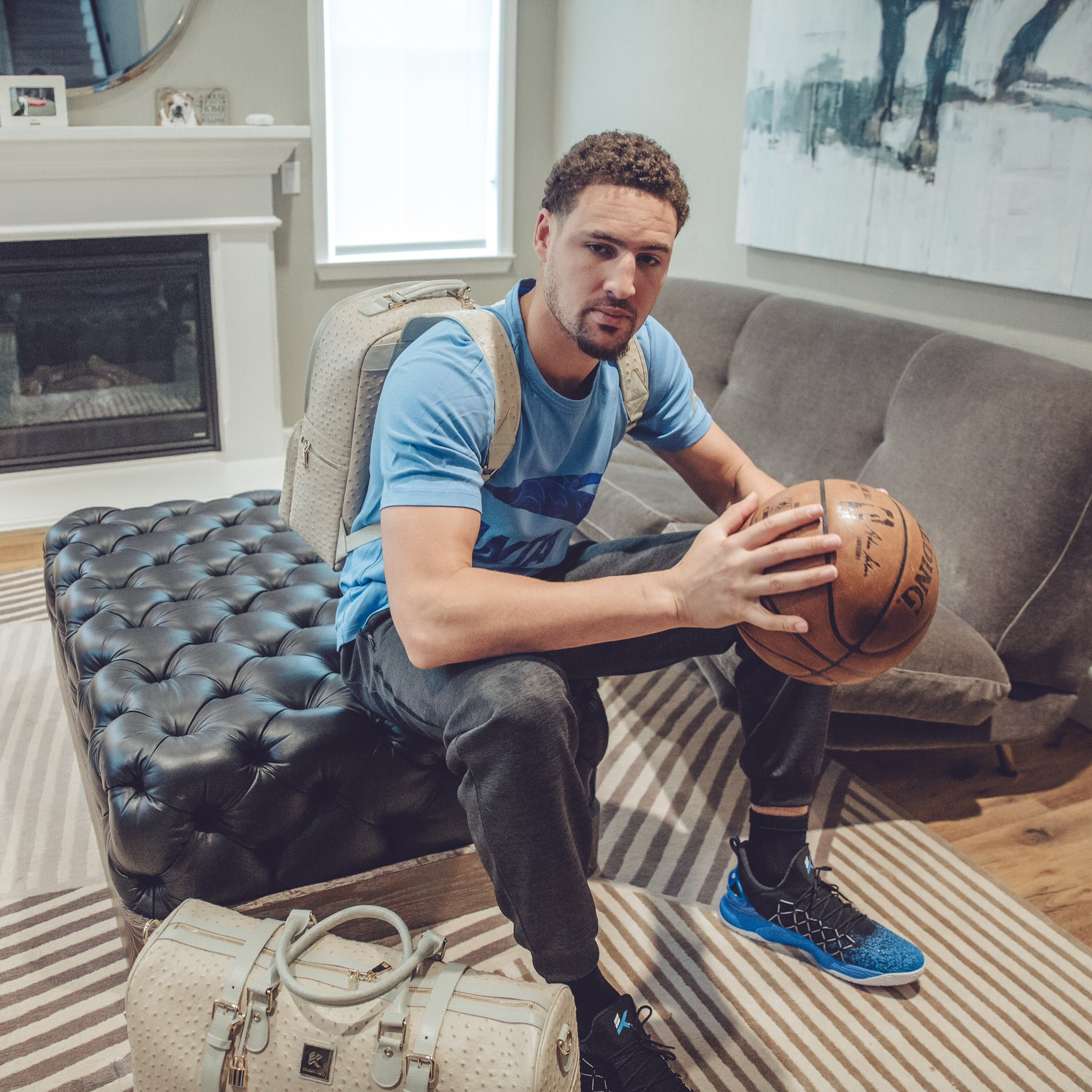 Klay Thompson Championship Collection