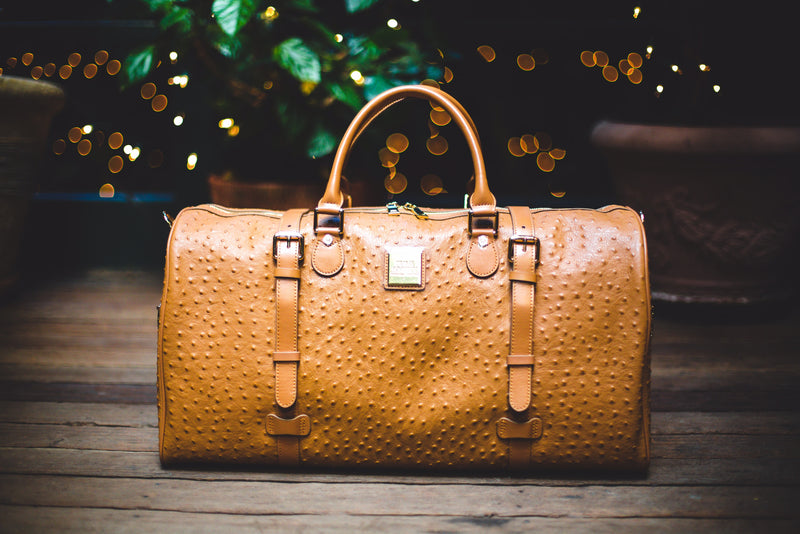 The Crown Collection Truffle Duffle