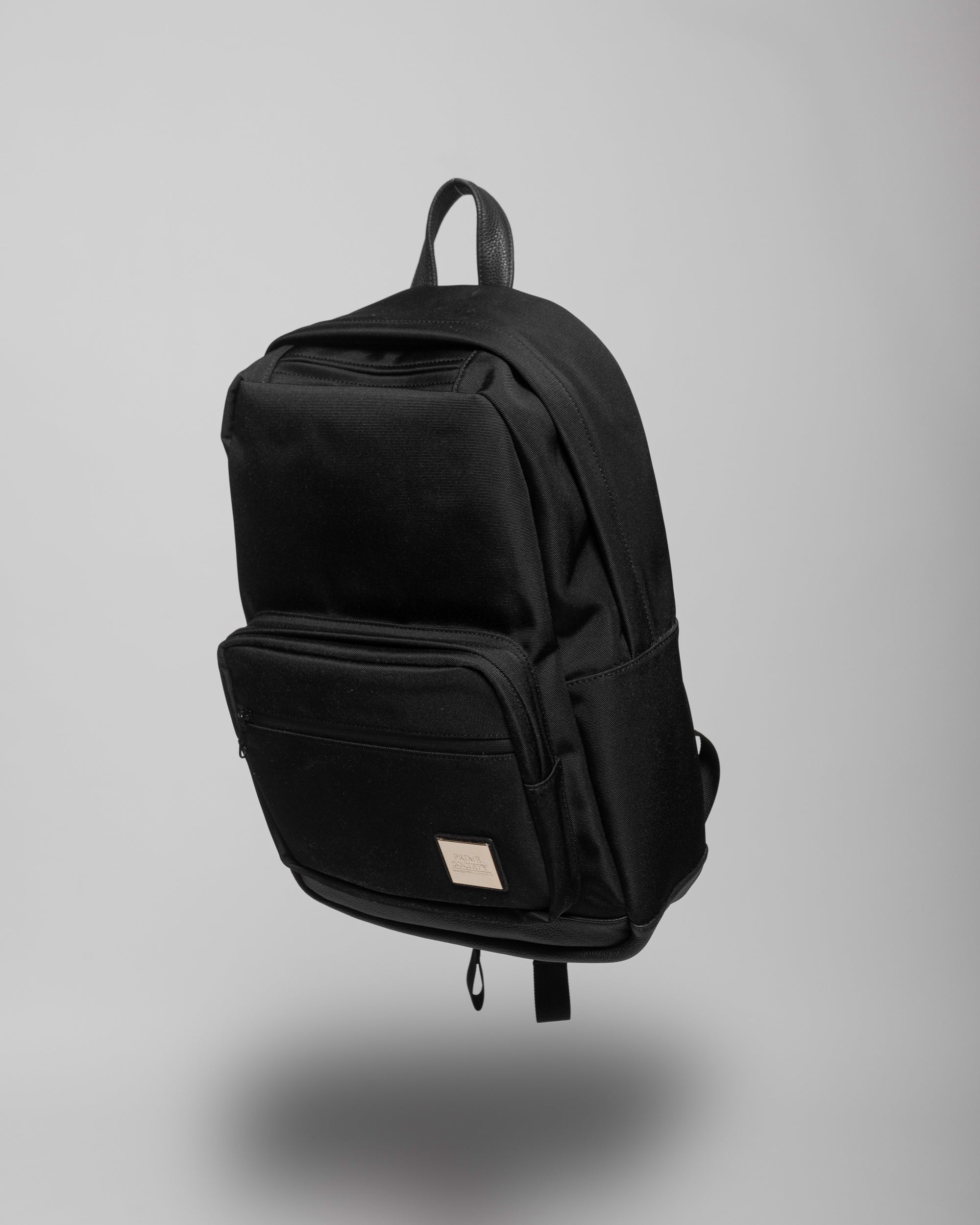 The Lifestyle Collection Backpack (Black/Gold)