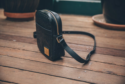 Crossbody Bag Black (Small)