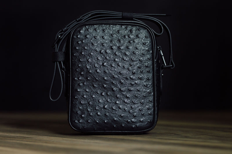 Crossbody Bag Black/Black (Small)
