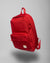 The Lifestyle Collection Backpack (Red/Gold)