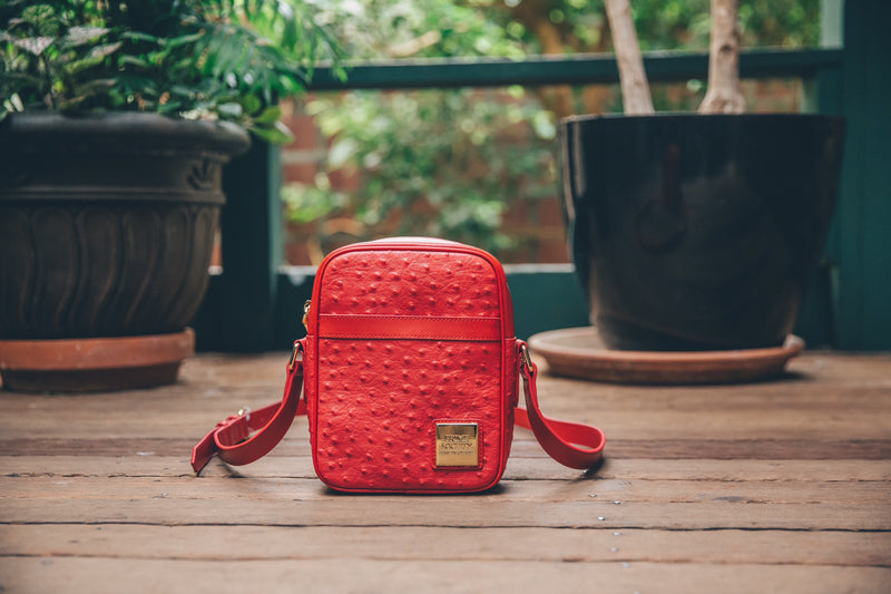 Crossbody Bag Red (Small)