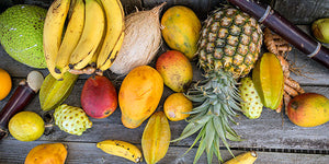 Season Guide for Exotic Hawaiian Fruit