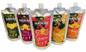 Hawaii Fruit Purees