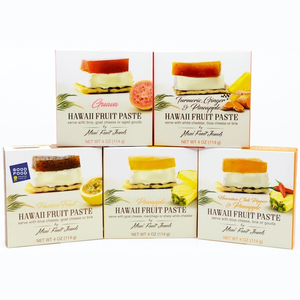 Hawaii Fruit Pastes
