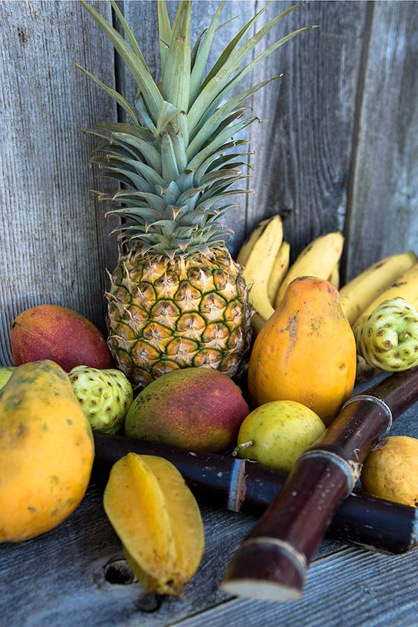 Hawaii Fruit Season Guide from Maui Fruit Jewels Blog