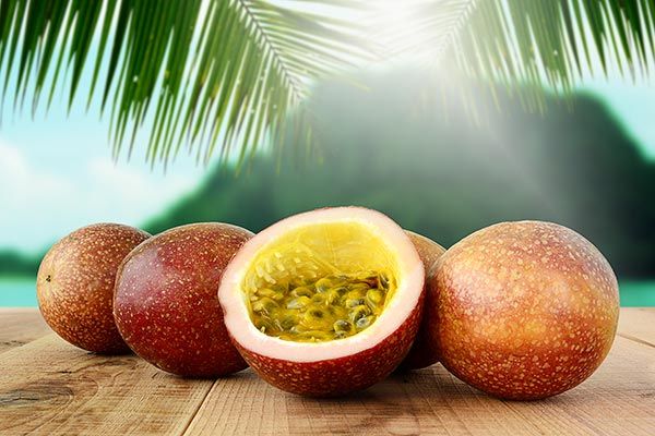Passion Fruit of Hawaii (lilikoi)