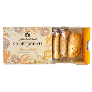 5-Piece Shortbread Cookie with Hawaii Fruits (5 Flavors)