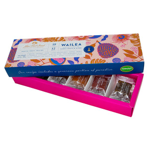 Wailea - Collection of Hawaii Fruits & Wines (12 Flavors)