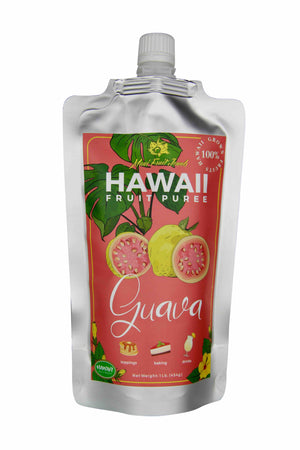 Hawaii Guava Fruit Puree