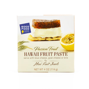 Passion Fruit Hawaii Fruit Paste