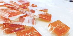 Exotic Fruit Jelly Candies  - pates de fruits