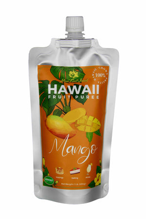 Hawaii Mango Fruit Puree