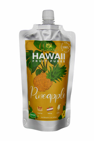 Hawaii Pineapple Fruit Puree