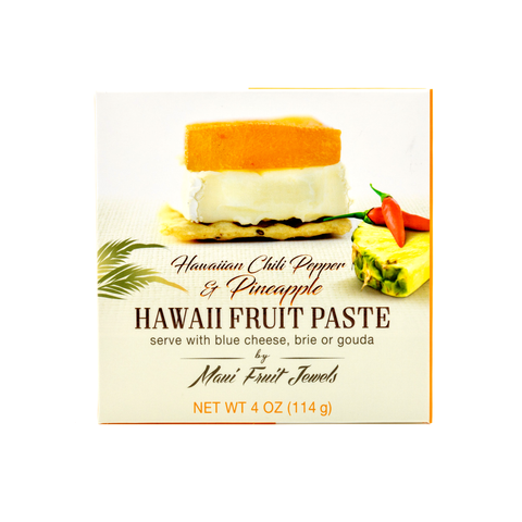 Hawaiian Chili Pepper Pineapple Hawaii Fruit Paste