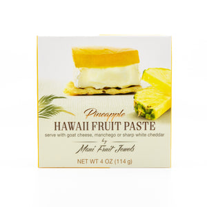 Pineapple Hawaii Fruit Paste