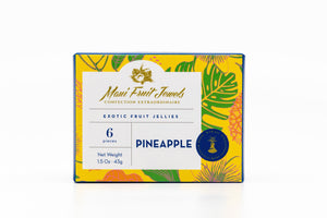 Pineapple Fruit Jellies - Maui Fruit Jewels