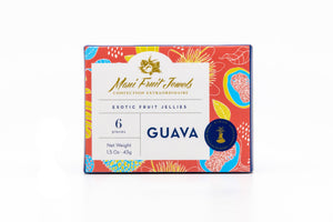 Guava Fruit Jellies - Maui Fruit Jewels