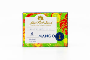Mango Fruit Jellies - Maui Fruit Jewels