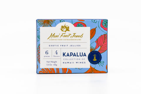 Kapalua Collection Wine Jellies - Maui Fruit Jewels