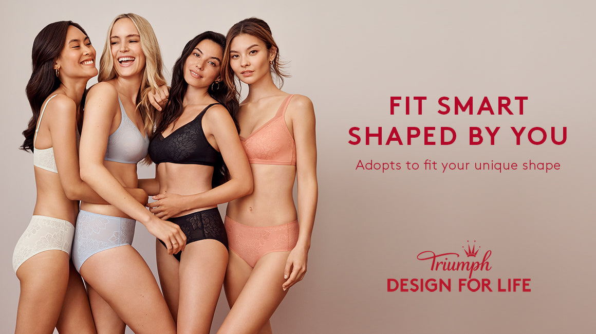 Fit Smart. Shaped by You.