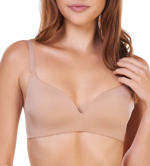 Everyday Essential Non-wired Padded Bra - SMOOTH SKIN