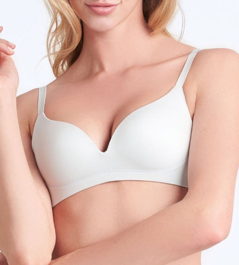 Everyday Soft Touch Non Wired Bra - BLUE PEARL