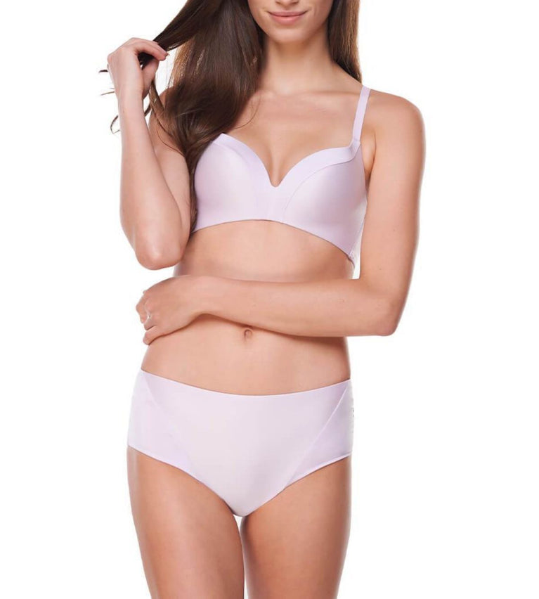 Everyday Soft Touch Non-Wired Bra - CROCUS