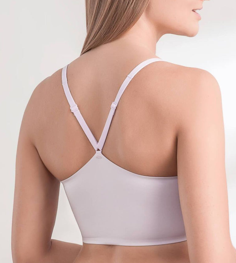 Everyday Soft Touch Non Wired Bra - CROCUS