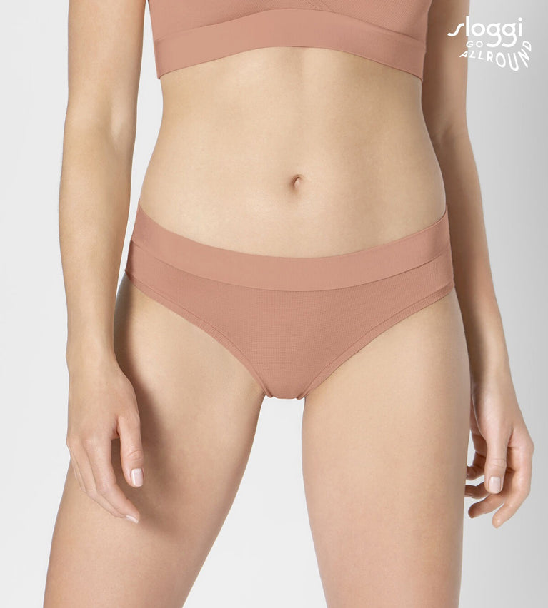 Go Allround Hipster Panty (1 size fits all) - INDIAN SUMMER