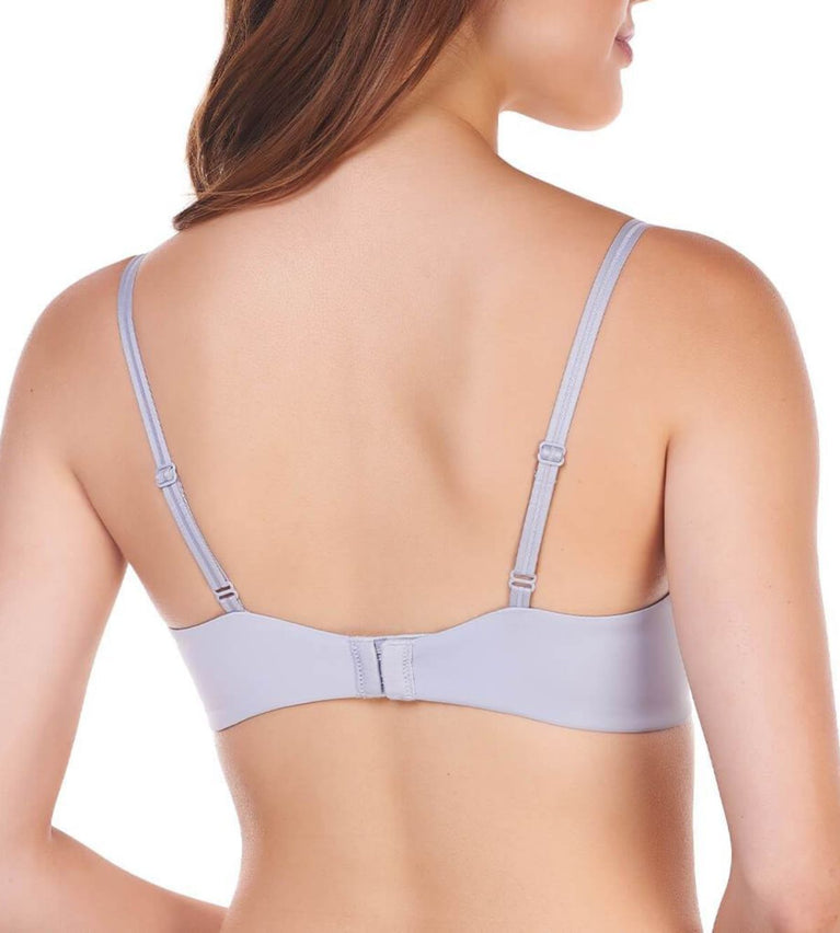 Magic Wire Lite Non-Wired Push Up bra - FEATHER