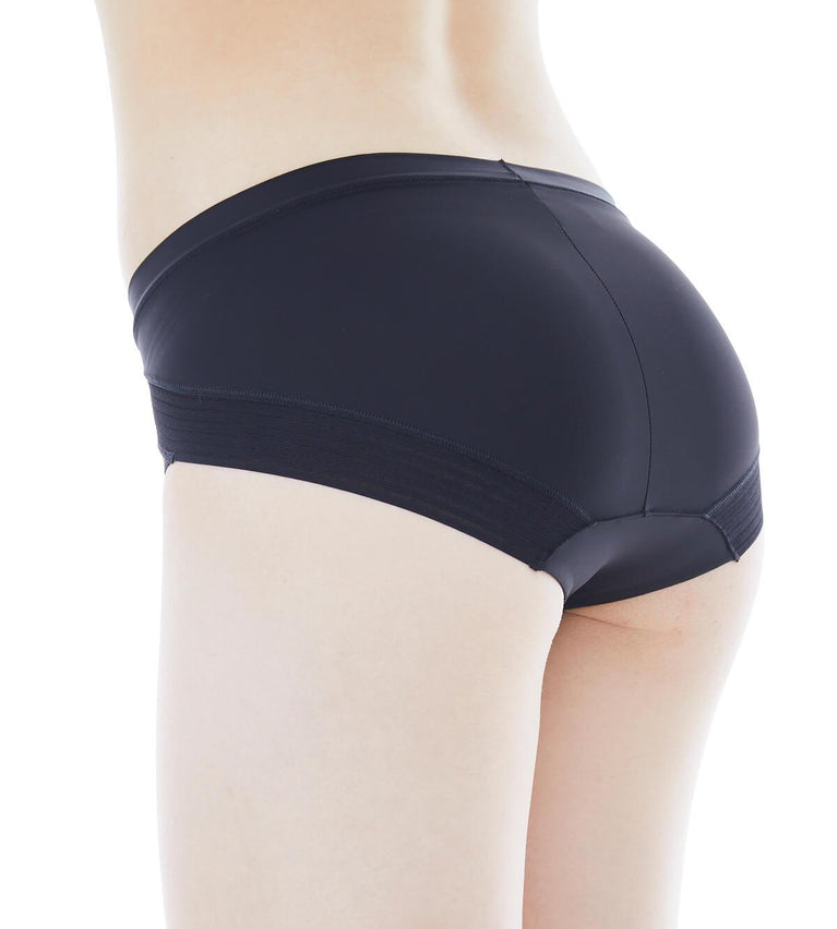 Magic Wire Lite Panty - Hipster - BLACK