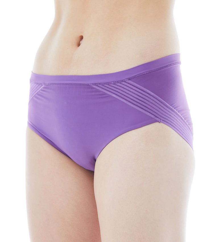 Magic Wire Lite Panty - Hipster - VIOLET