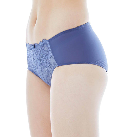 Sculpt Cornflower Panty - Hipster - CROWN BLUE