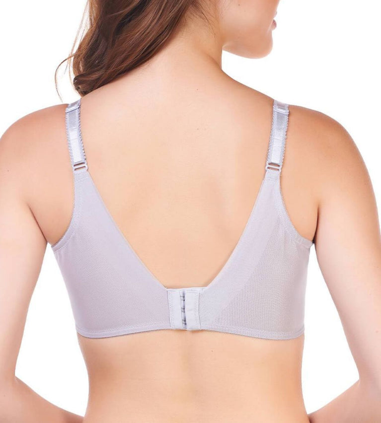 Sculpt Secret  Non Wired Support Bra - FEATHER