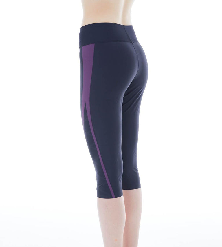 Seamless Motion Sports Shorts - BLACK