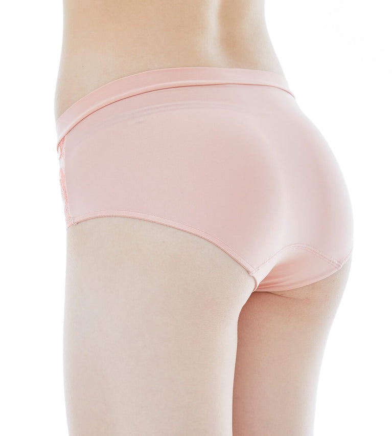 Sexy Cushion Grace Panty - Hipster - DUSTY PINK