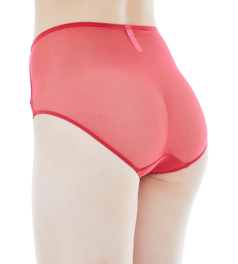 Uplift Chic Panty - Maxi - MARS RED