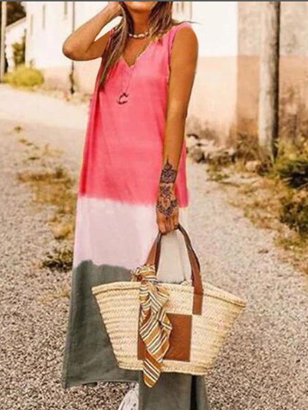 Boho Short Sleeve Dresses