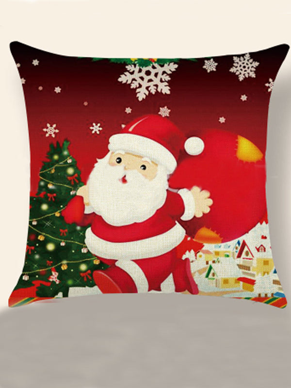 Christmas lovely sofa pillow cover